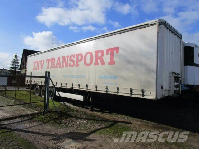 Krone SDP27 - LBW 2500kg