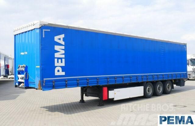 Krone Tautliner Edscha SDP 27 ELB4-CS PEMA73509