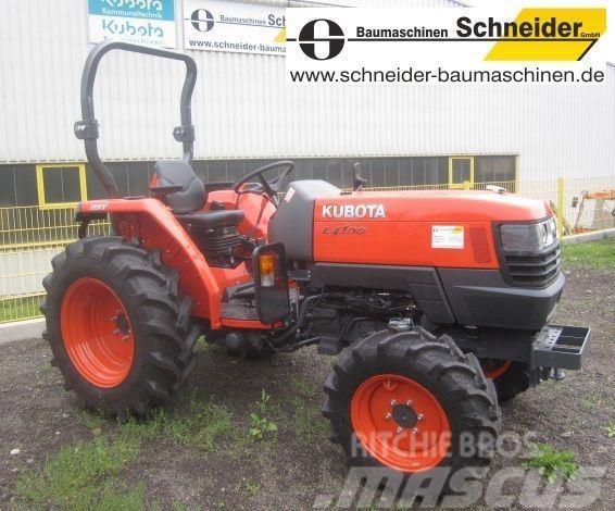 kubota l4100 schlepper gebrauchte traktoren gebraucht. Black Bedroom Furniture Sets. Home Design Ideas