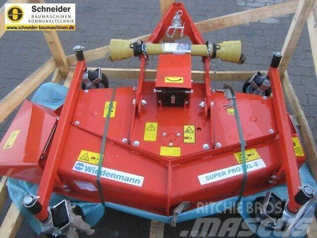 Kubota RM130S (Wiedenmann) Mähwerk