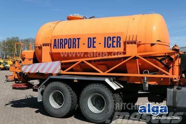 Küpper-Weisser AIR-3, Flughafenenteiser, 14m³