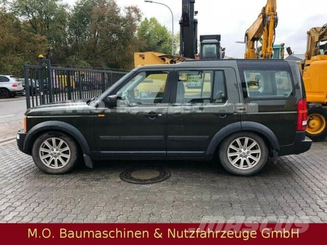 Land Rover Discovery 3 TDV6 HSE Vollaustattung
