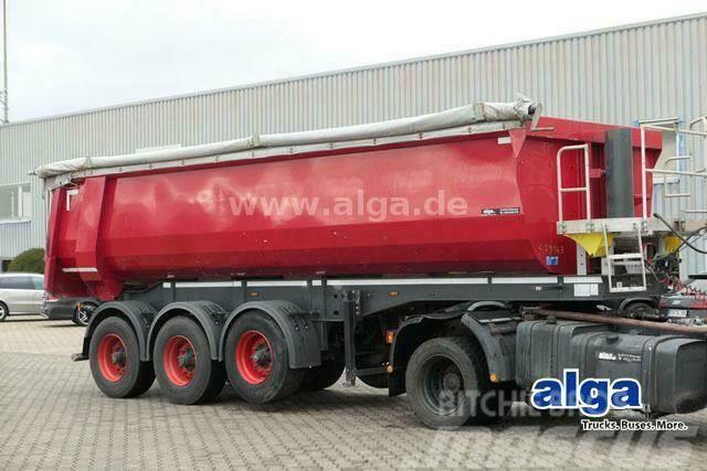 Langendorf SKS-HS 24/30, Stahl, 26m³, BPW-Achsen, Rollplane