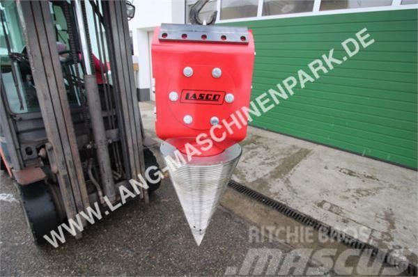 Lasco M2-4.0 KS Kegelholzspalter Spiralspalter