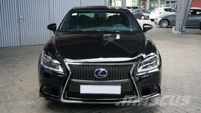 Lexus F Sport >> Lexus Ls 600h F Sport Hybrid Elektro Benzin