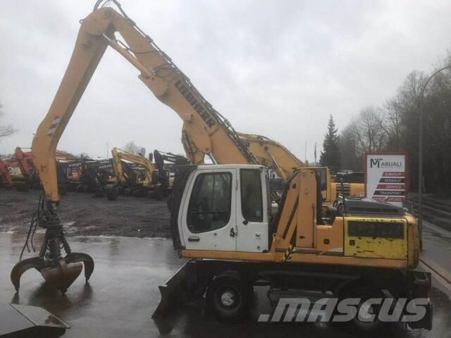 Liebherr A904 C Litronic Umschlagbagger *BJ2011 *16.780H*