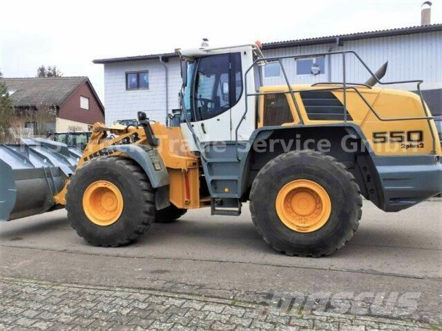 Liebherr L 550 2plus1, kein 538 542 556 Top!