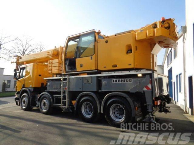 Liebherr LTF 1045 Scania R380, 8x4, 45 Tons, 35 Meter