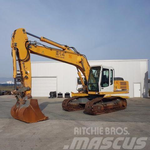 Used crawler excavators for sale