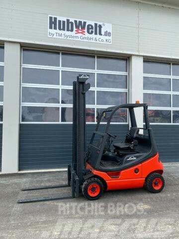 Linde H18D-03 Dieselstapler 1800kg, 4200mm