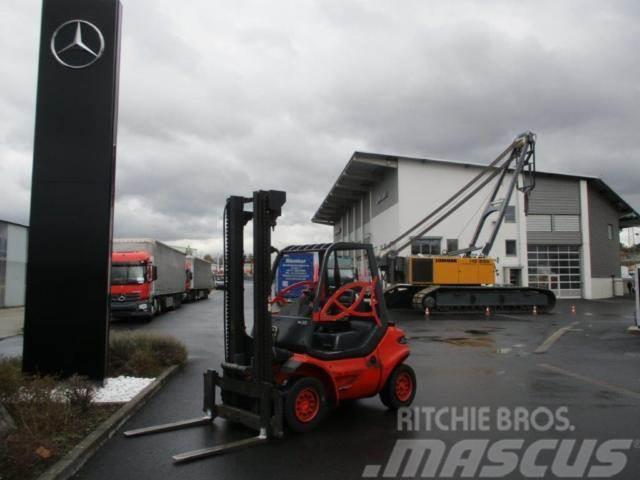 Linde H35D / Diesel / 3.500kg / 4.450mm / Zylinderkop