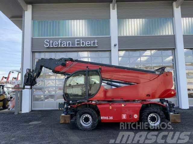Magni RTH 5.35 S Roto / Funk / 35m! /