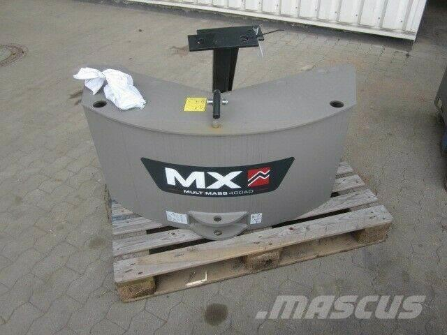 Mailleux MX Multimass 400 Gewicht