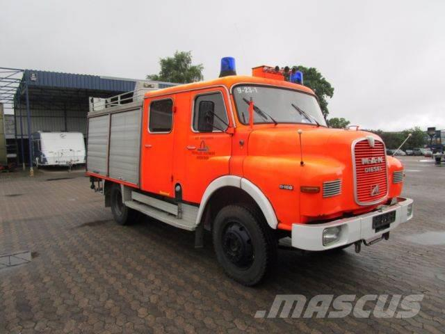 MAN 11.168 HA-LF 4x4 Bachert TLF16