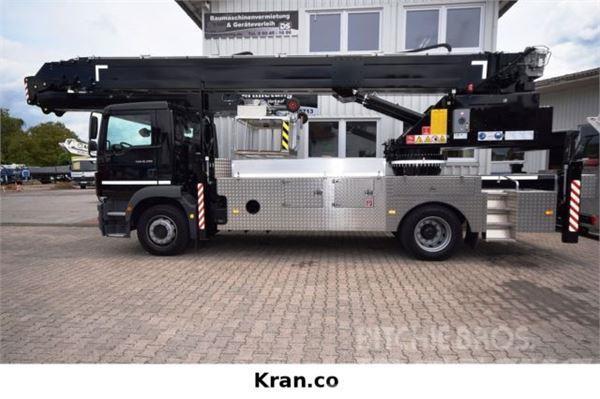 MAN 15.290 Amak 160F/Klaas 35-40 Meter 5000kg