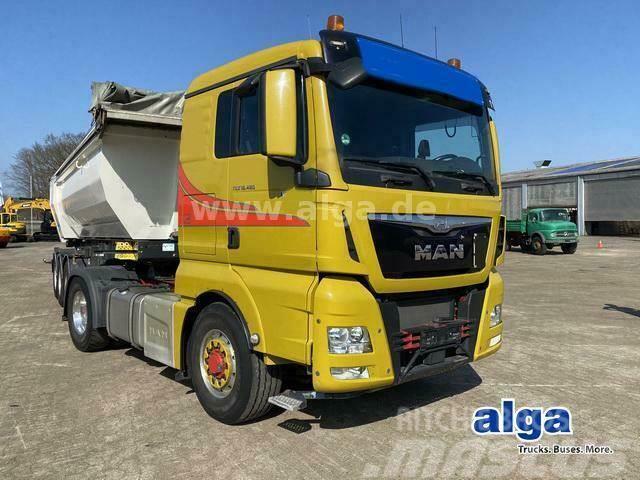 MAN 18.450 TGX BLS 4x4, HydroDrive, Euro 6,Hydraulik