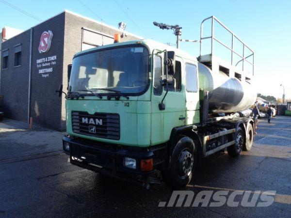 MAN 24-272 inox tank
