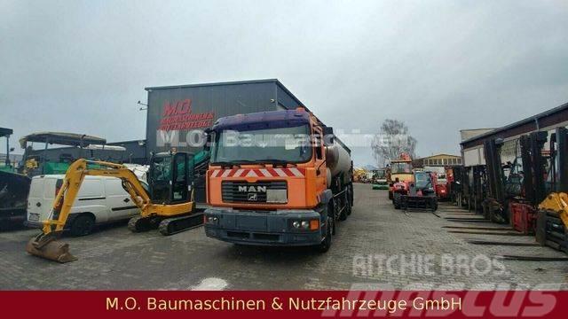 MAN 26.364 / Bitumenspritzer-Sprayer / 3Achser / 6x2