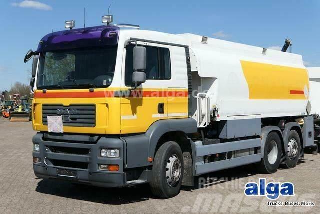 MAN 26.400 TGA 6x2/ADR/Esterer 19.820 ltr./Retarder