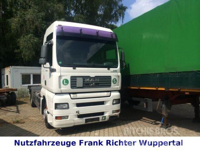 MAN 26.430, EUR 4, TwintecFilter, Motorschaden