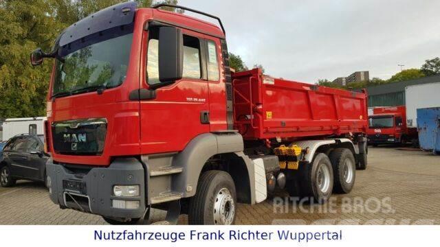 MAN 26.440 6x4,Bordmatik,221TKM,Euro5,3-S-Dautel,TOP