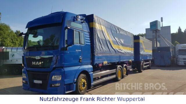 MAN 26.480,TGX ,Euro 6,AT Motor 141 TKM Vollaust.