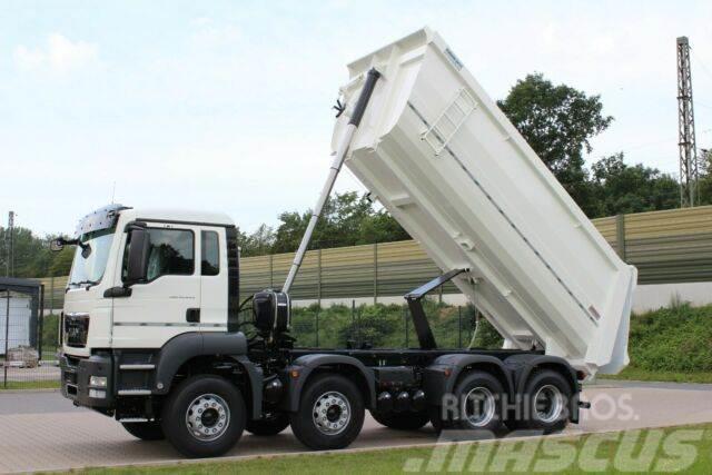 MAN 41.400 8x4 / EUROMIX MTP 20m³/ EURO 3