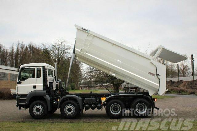 MAN 41.400 8x4 EuromixMTP Hydraulisch TM20/ EURO 3