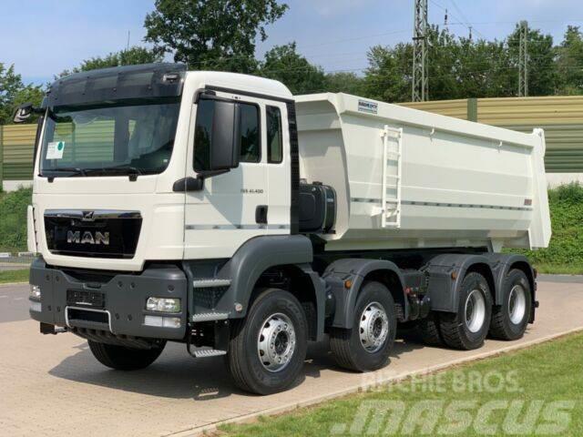 MAN 41.400 8x4 / Kipper EUROMIX MTP 20m³/ EURO 5