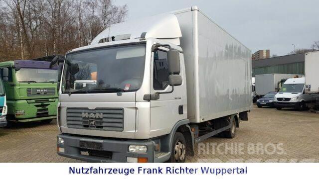 MAN 7.180/8.180 Koffer LBW,Scheckheft,Klima,Dachsp.
