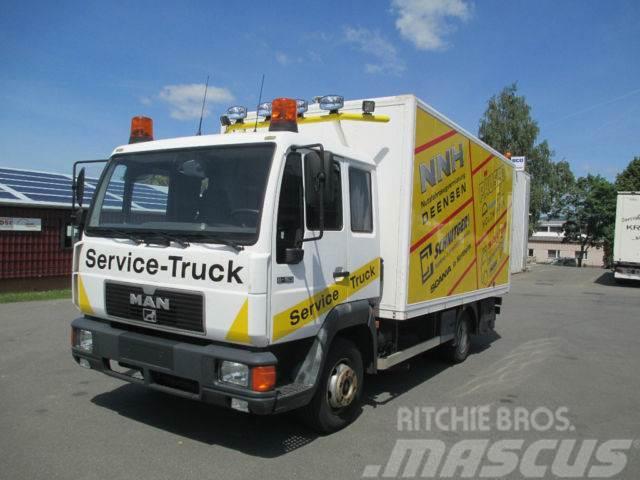 MAN 8.150 Wekstattwagen Komplette Austattung