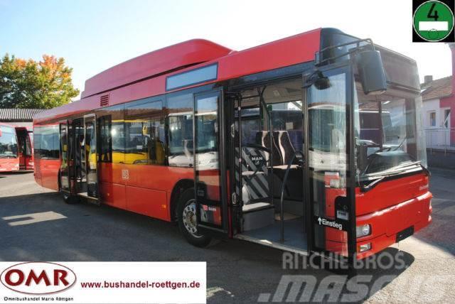 MAN A 20 CNG / Erdgas / NÜ 313 / 530 / Citaro / A 21