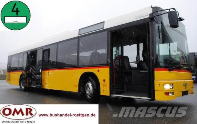 MAN A 20 NÜ 313 / A21 / City / Citaro / 530