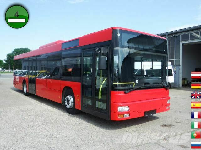 MAN A 21 NL 313 LION'S C DPF - KLIMA - Standheizu