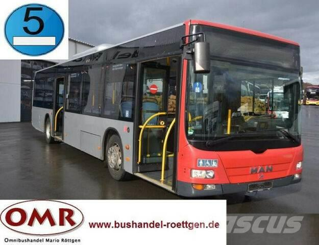 MAN A 37 Lion´s City/A20/A21/ Neuer Turbo in 03/21