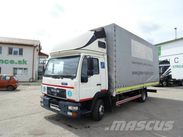 MAN L2000 8.185,manual gearbox, vin 560