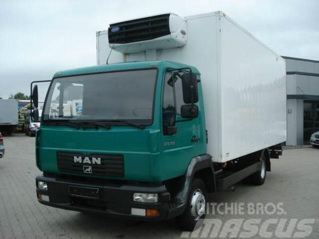 MAN LE 8.140 Kühlkoffer Carrier
