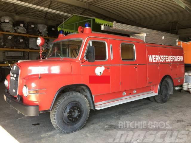 MAN LF 16 635 Hauber Feuerwehr