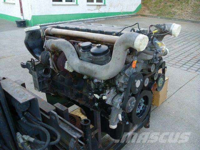 MAN Motor D2066LF41 Euro-5 prüfstandsgeprüft