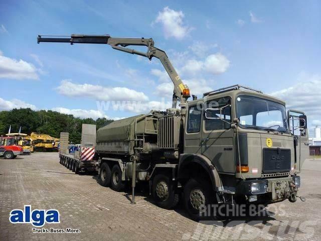 MAN Schwere Allrad 8x8 Zugmaschine, Spezial-Fahrzeug