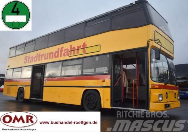 MAN SD 202 / Cabrio / Euro 4 Plakette / 4026 / 4426