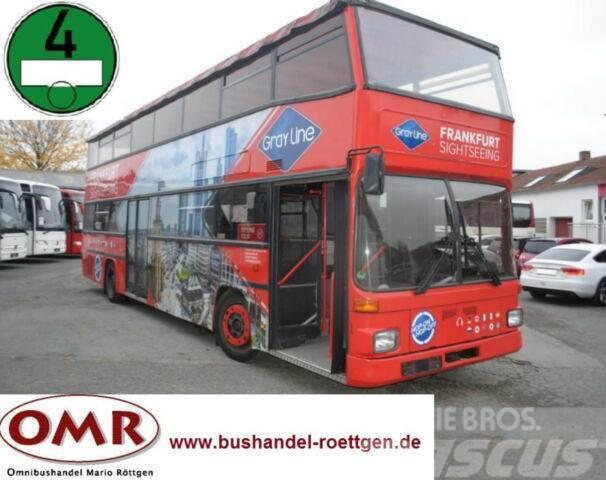 MAN SD 202 Cabrio / grüne Plakette / SD 200
