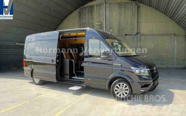 MAN TGE 3.180 Minibus, VIP-Shuttle,Plätze 8+1, PKW