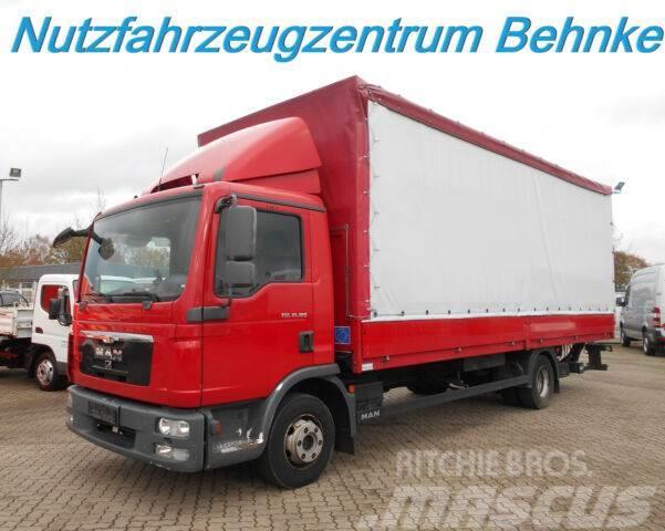 MAN TGL 10.180 BL Edscha Verdeck/LBW/ Euro5