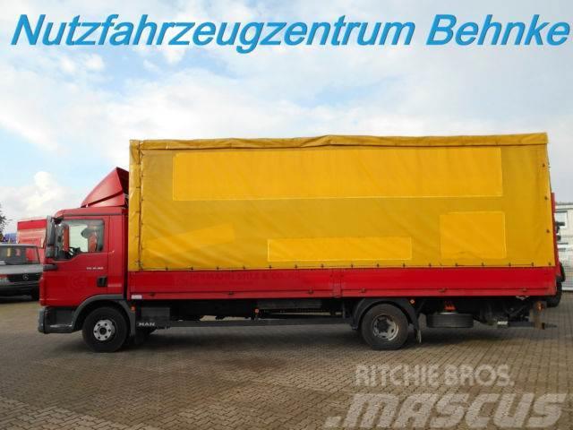 MAN TGL 10.180 Edscha Verdeck/ LBW/ AHK/Euro5