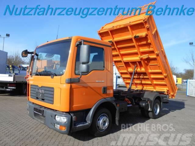 MAN TGL 12.180 BB Meiller Kipper AHK+Luft EU4