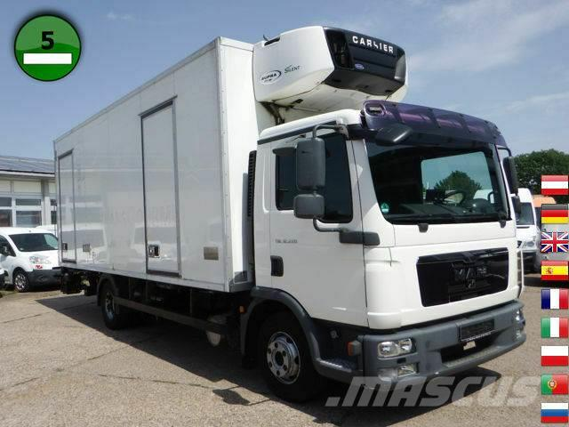 MAN TGL 12.220 4x2 BL CARRIER SUPRA 850 GERMAN TRUCK
