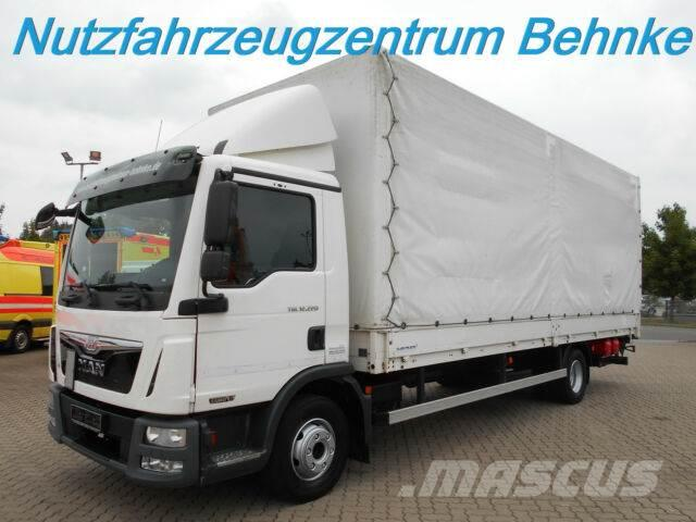 MAN TGL 12.220/ Pritsche 7,10m/ LBW/ AHK/ Euro6