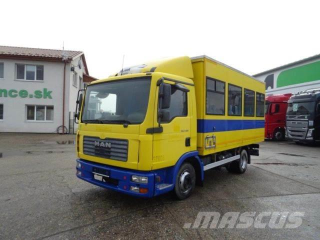 MAN TGL 7.150 bus,manual,EURO 3, vin 092