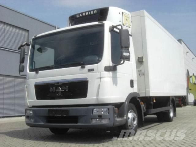 MAN TGL 7.150 / LBW / MANUAL /Carrier / 2 Kammern